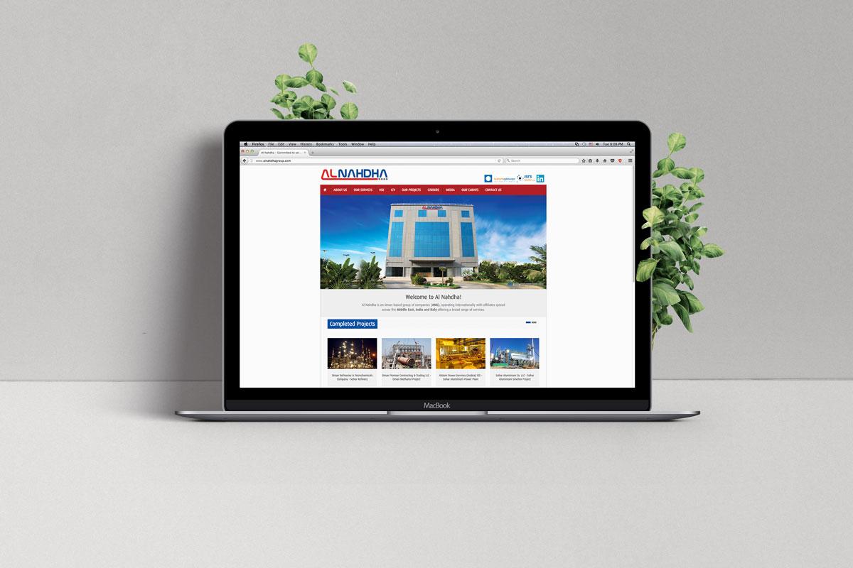 nanobird portfolio al nahdha website