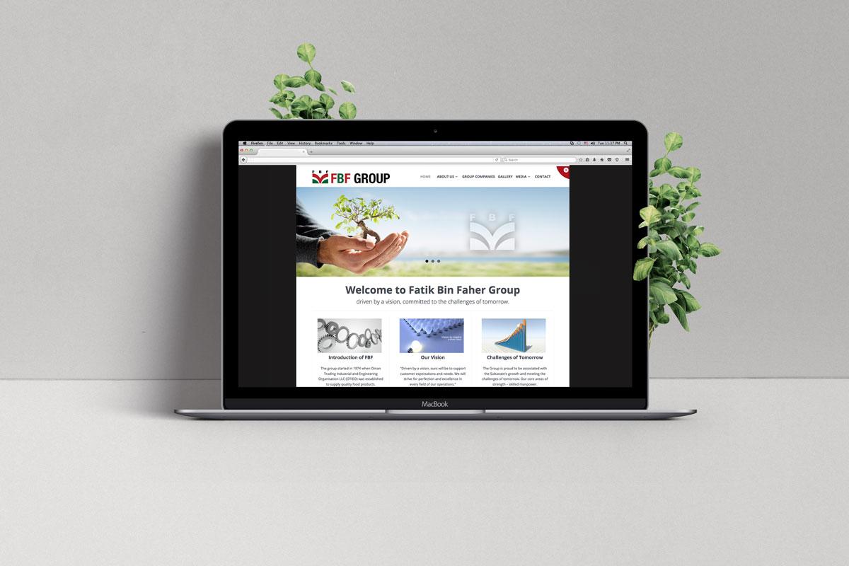 nanobird portfolio fbf group oman website